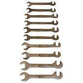 Jeu de clés à fourches BRONZEplus, 10 pièces image