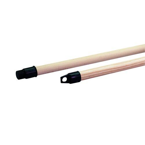 Manche à balai bois - Type 2 - douille Ø24 - Long 1,30m image