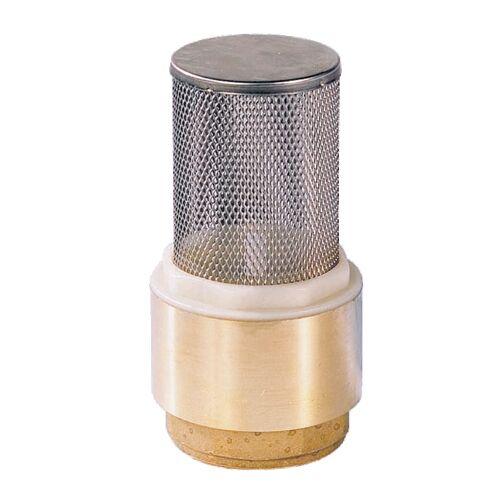 Clapet anti-retour avec crépine inox - Femelle - Femelle image