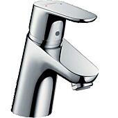 Mitigeur lavabo bec haut Focus 240 - chrome image