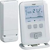 Thermostat d'ambiance radio programmable digital - Flash TAP image