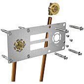 Kit Robifix - raccord à souder - entraxe 150 - Femelle 15x21 image