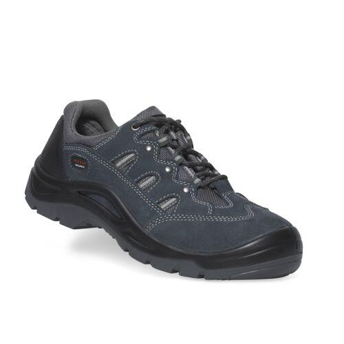 Chaussure de sécurité basse Laguna velours gris image