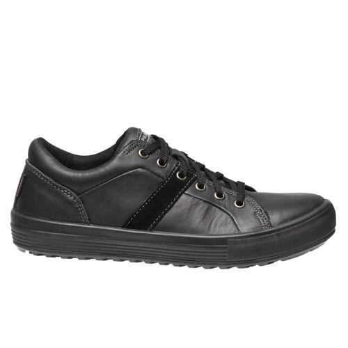 Baskets de sécurité basses S3 Vargas cuir noir image