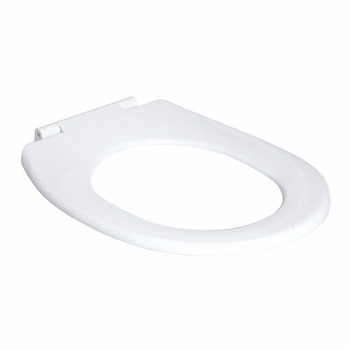 Abattant WC sans couvercle pour cuvette Allia Paracelsus Blanc image