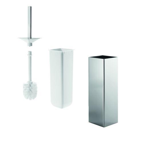 Porte-balai pour brosse WC carré New Léa image