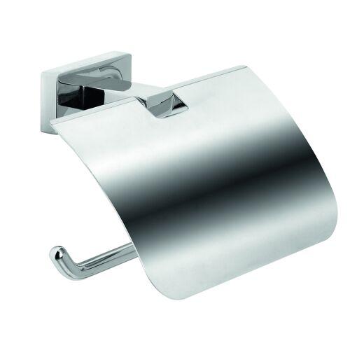Porte-rouleau de papier WC avec couvercle New Léa image