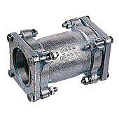 Jonction égale de réparation pour tube acier à bride image