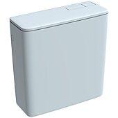 Réservoir WC AP128 rincage double touche - alimentation latérale image