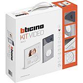 kit portier résidentiel vidéo couleur mains libres Classe 100 V12E image