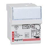 Cassette de remplacement parafoudre - Pour parafoudres T2/12 kA réf. 0 039 51/53 image