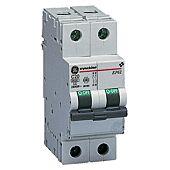 Disjoncteur EP60 2 modules courbe D - 16A - 6KA image