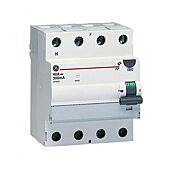 Interrupteur différentiel 4P - Type AC image