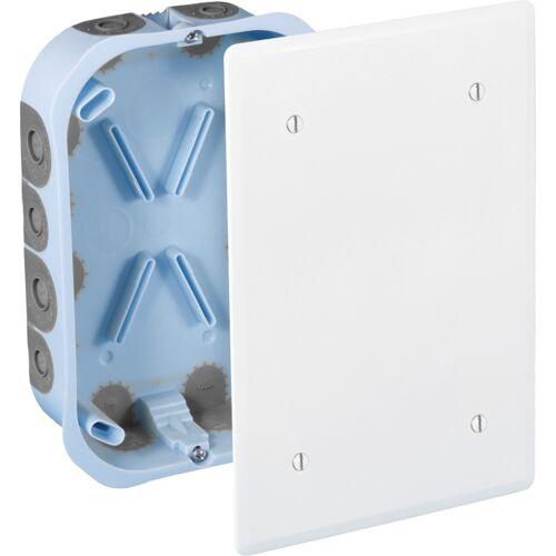 Boite de dérivation carrée encastrée avec couvercle placo XL Air'métic image