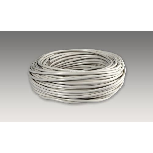 Câble électrique souple H05VV-F 3G1.5² - blanc - Couronne de 50m image