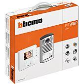 kit portier résidentiel vidéo couleur classe 100V12B mains libres image