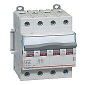 Interrupteur sectionneur DX3-IS - Tétrapolaire - 63A - 4 Modules image