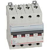 Disjoncteur modulaire DX3 6000 - courbe D image