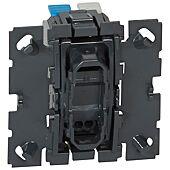 Interrupteur ou va-et-vient ou commande de VMC Céliane 10AX 230V image