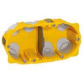 Boîte d'encastrement placo étanche à l'air Ecobatibox 1poste Ø67 image