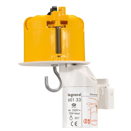 Boite encastrable cloinson sèche batibox point de centre DCL image
