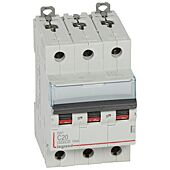 Disjoncteur DX3 6000 10KA - Tripole image