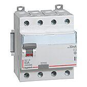 Interrupteur différentiel DX³-ID - 4P 400V - typeAC 30mA image