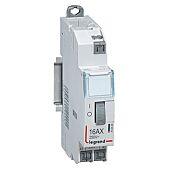 Télérupteur CX³ standard - automatique 1P 16A 250V contact 1F image