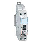 Contacteur domestique CX³ silencieux bobine 230V - 2P 250V - 25A - contact 2F image