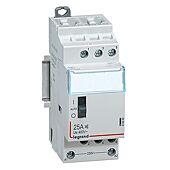 Contacteur domestique CX³ silencieux bobine 230V - 3P 400V - 25A - contact 3F image