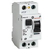 Interrupteur différentiel Unibis 30mA 2P - Automatique - type A image