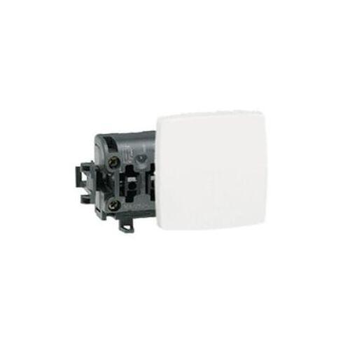 Poussoir composable saillie - Blanc image