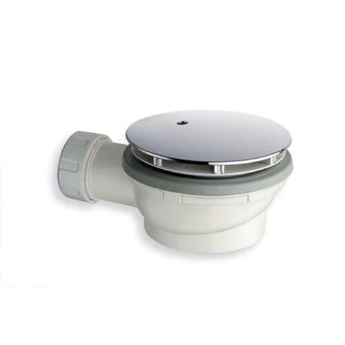 Bonde douche coudée pour receveur de douche extra plate image