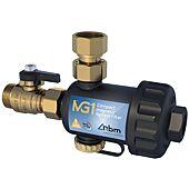 Filtre magnétique compact MG1 pour caudière murale image