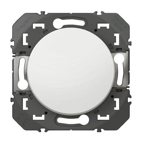 Bouton poussoir simple dooxie 6A 250V finition blanc image