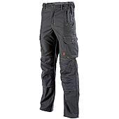 Pantalon de travail Stretch Charbon HAKAN image