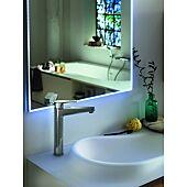 Mitigeur lavabo bec haut New Anco 2 - chrome image