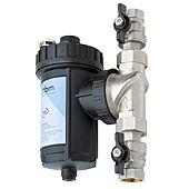 Filtre magnétique Safe cleaner 2 - séparateur de boue et miltifonction - Femelle - Femelle image