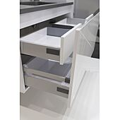 Caisson meuble suspendu Ancodesign - Noir mat image