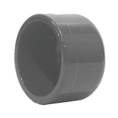 Bouchon PVC pression femelle à coller image