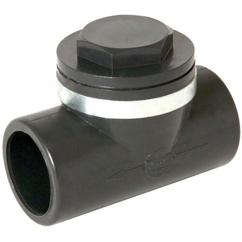 Clapet simple battant PVC à coller ø50 image
