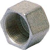 Bouchon fonte noire Femelle tête hexagonale image