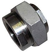 Union inox 316L FF à portée conique image