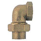 Coude union laiton fer cuivre femelle - 96GCU image