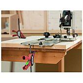 Serre-joint rapide Quick-T-Track - Spécial machines à bois image