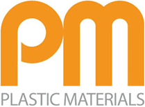 PM PLASTIC MATERIALSlogo