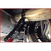 Coupe tube à chaîne - Ø19  -83 mm pour inox L.330 mm image