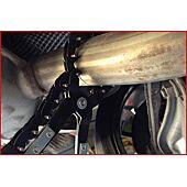 Coupe tube à chaine avec serrage papillion image