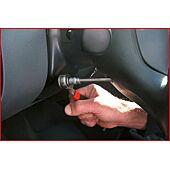 Douille tournevis TORX® percé spéciale airbag, T30 image