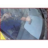 Plaque de protection - inclinée - 450 x 300 mm image